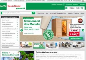 20% Gutschein BayWa-Baumarkt.de