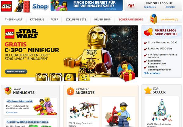 LEGO-GUTSCHEIN