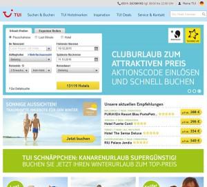 tui.com Deutschland