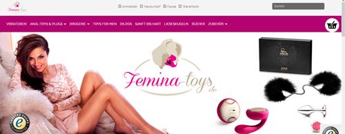 Femina Toys Gutschein