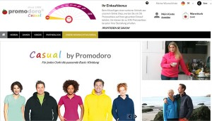 casual by promodoro.com Deutschland