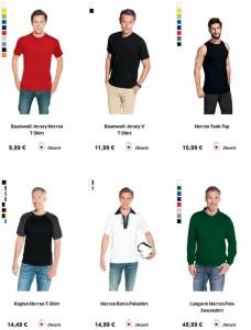 casual by promodoro.com Deutschland Bsp Produkte