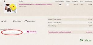 chocqlate.com Deutschland Gutschein