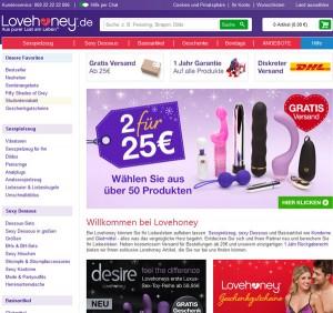 lovehoney.de Deutschland