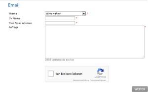 mmoga.de Deutschland Kontakformular
