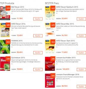 mysoftware.de Deutschland Bsp Produkte