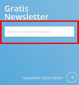 produktwelt.de Deutschland Newsletter